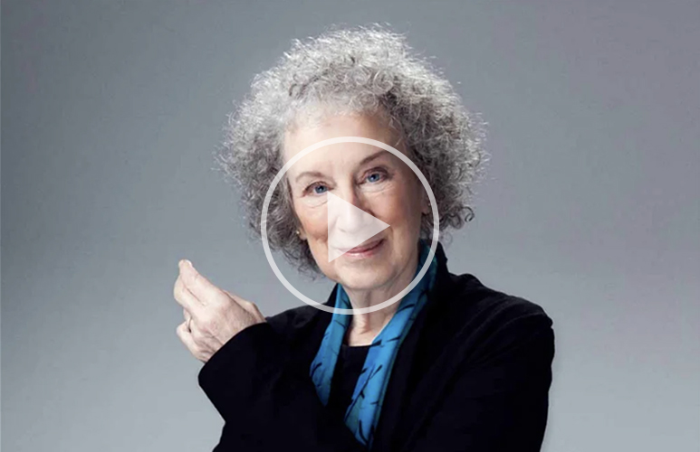 WITH MARGARET ATWOOD