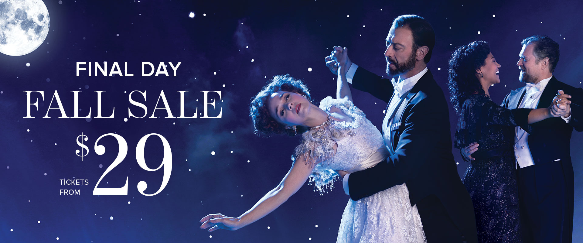 Publicity image from A Little Night Music
