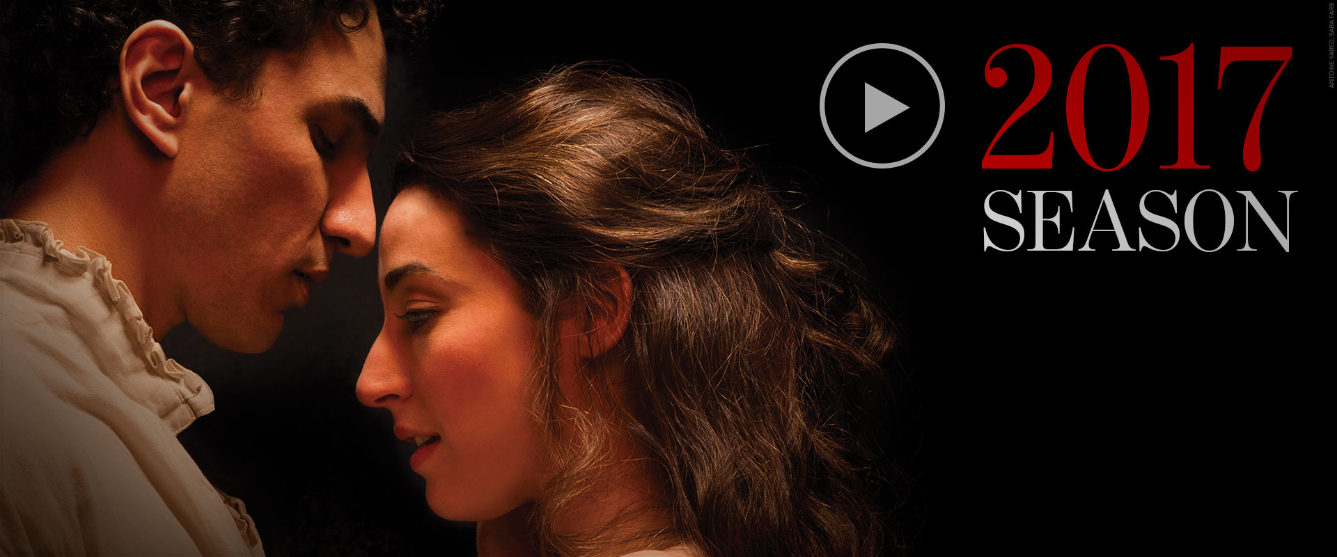 2017 Season Trailer - Romeo and Juliet production photo