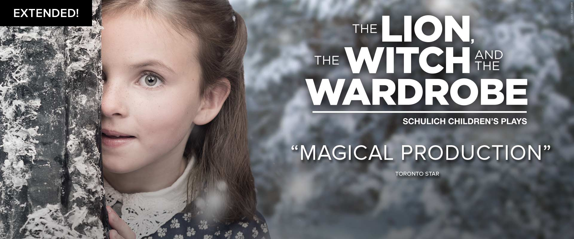 Publicity image from Lion, Witch and Wardrobe