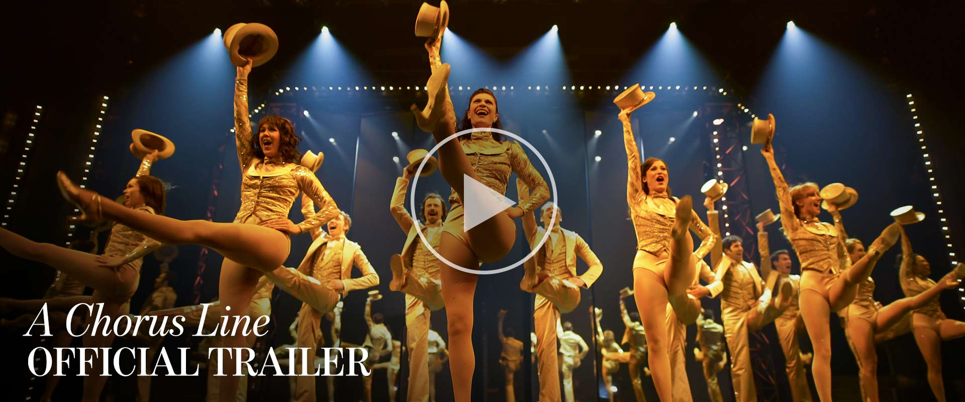 A Chorus Line Official Trailer