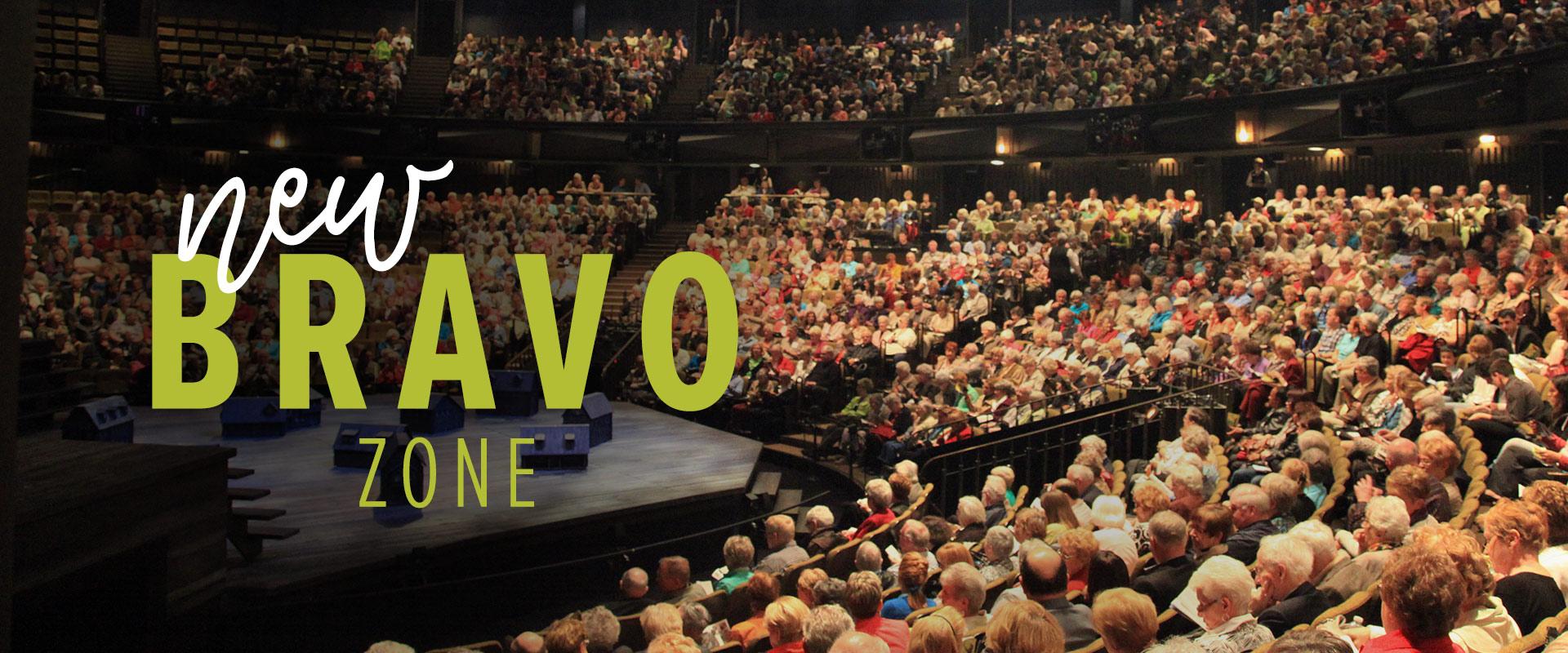 New Bravo Zone Seating