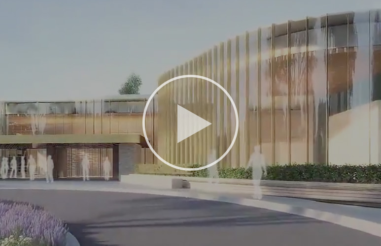A virtual tour of the proposed new Tom Patterson Theatre