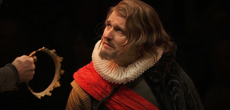 On the run photo of Kent from King Lear