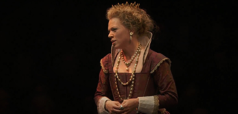 On the run photo of Regan from King Lear
