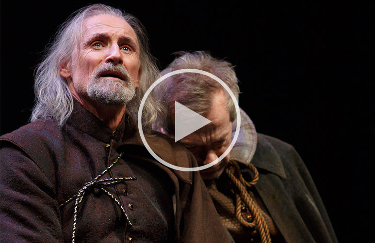 Watch the trailer for our magnificent production of King Lear