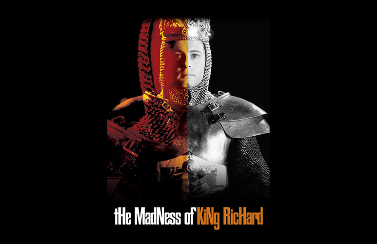 THE MADNESS OF KING RICHARD: RICHARD MONETTE