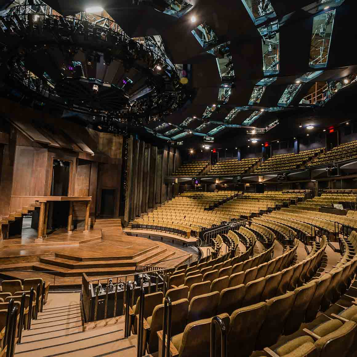 Festival Theatre Virtual Tour