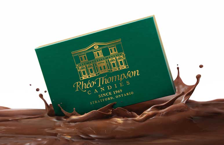 image of a box of Rheo Thompson Candies