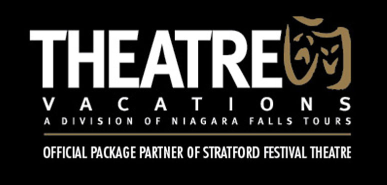 Logo of Theatre Vacations - A division of Niagara Falls Tours