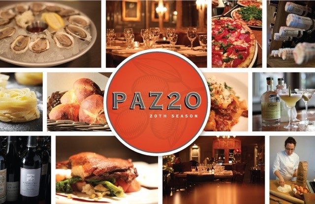 Collage image of Pazzo Pizzeria