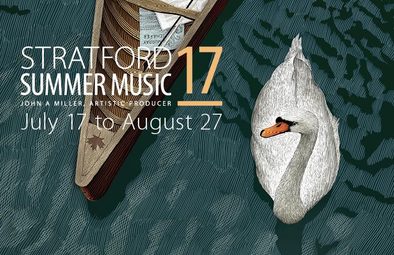 Stratford Summer Music Promo Image