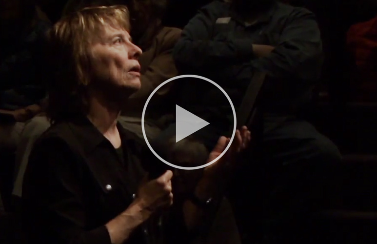 CAMILLE PAGLIA: THE DARK WOMAN