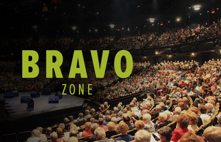 Bravo Zone