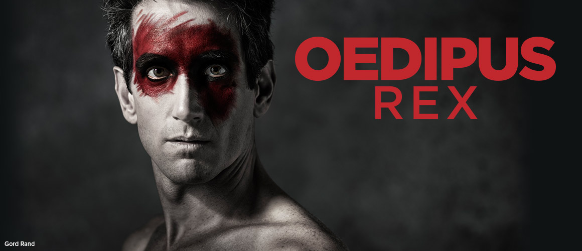 Oedipus Rex Production Slideshow - (more info)