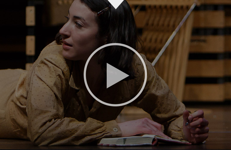 The Diary of Anne Frank Production Trailer