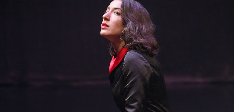 Sara Farb as Mary in The Last Wife. Photography by David Hou.