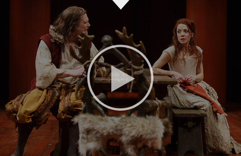 The Taming of the Shrew Production Trailer