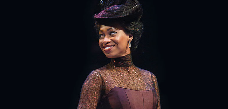 Sarah Afful as Mrs. Fanny Wilton. Photography by David Hou.