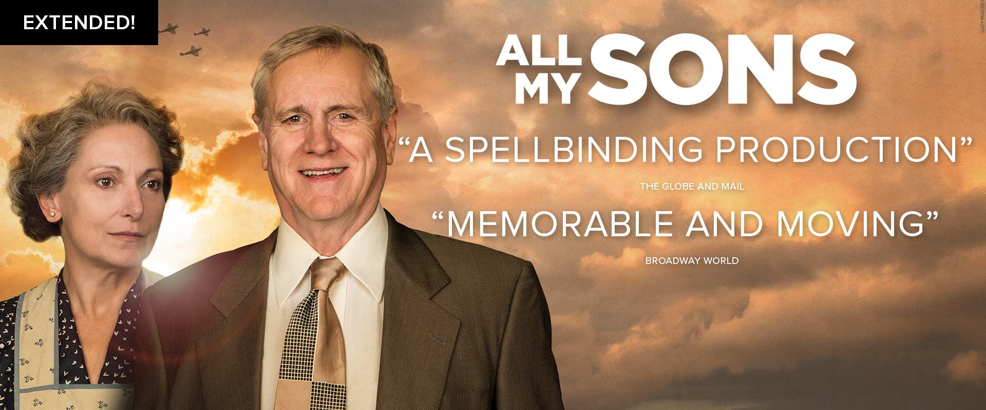 Publicity image from All My Sons