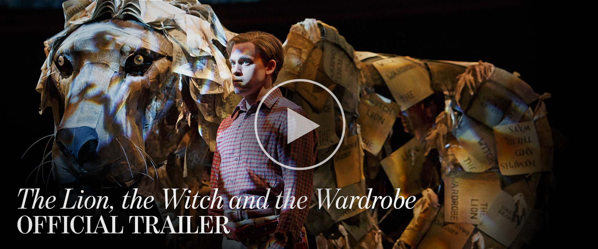 The Lion, the Witch and the Wardrobe Official Trailer