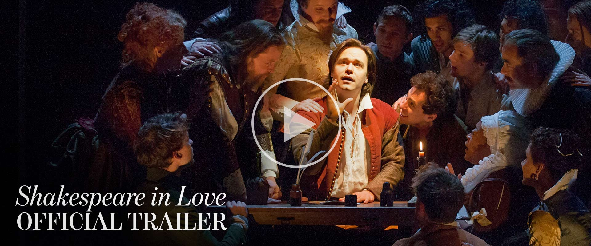 Shakespeare in Love video trailer