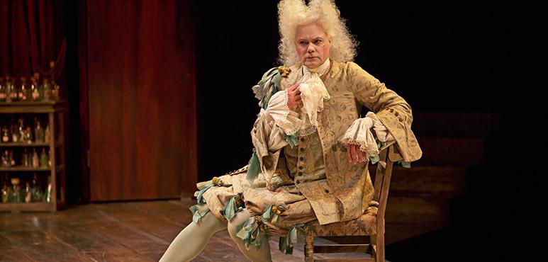 John Kirkpatrick as Deuxfois. Photography by David Hou.