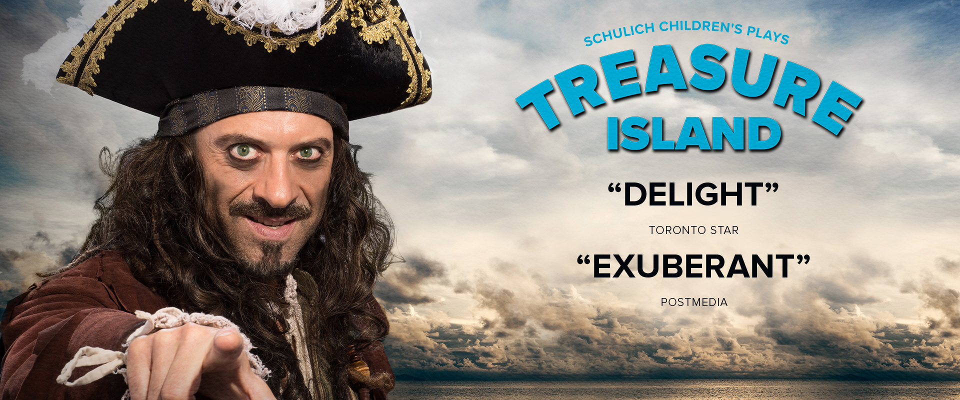 Treasure Island Review Stratford Festival