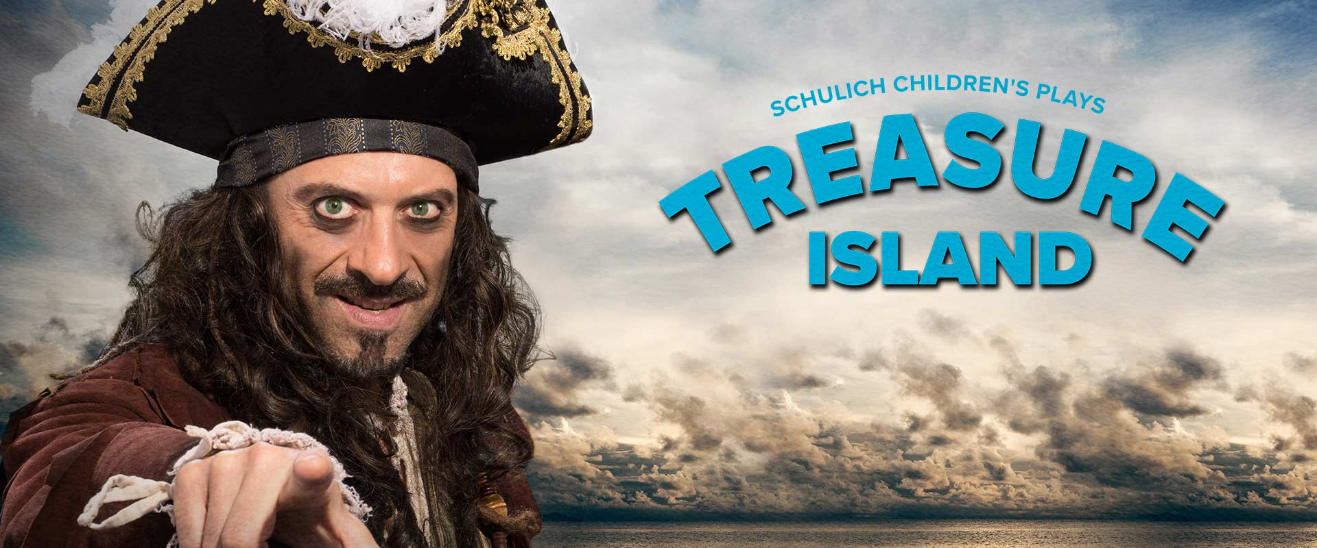 Publicity image from Treasure Island featuring Thomas Mitchell Barnet and Juan Chioran