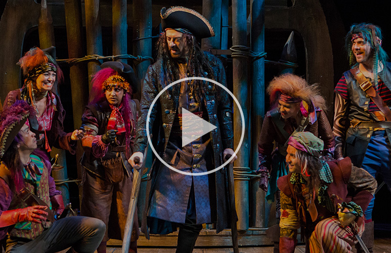 <i>Treasure Island</i> Official Production Trailer