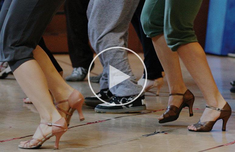 Sneak Peek: Inside a <i>Guys and Dolls</i> Rehearsal