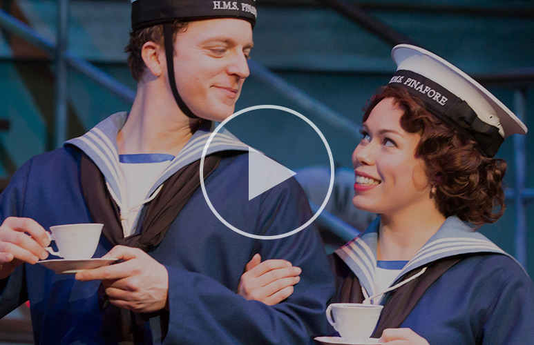 <i>HMS Pinafore</i> Official Production Trailer