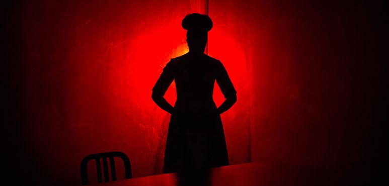 Bahia Watson as Bess. Photography by Cylla von Tiedemann.