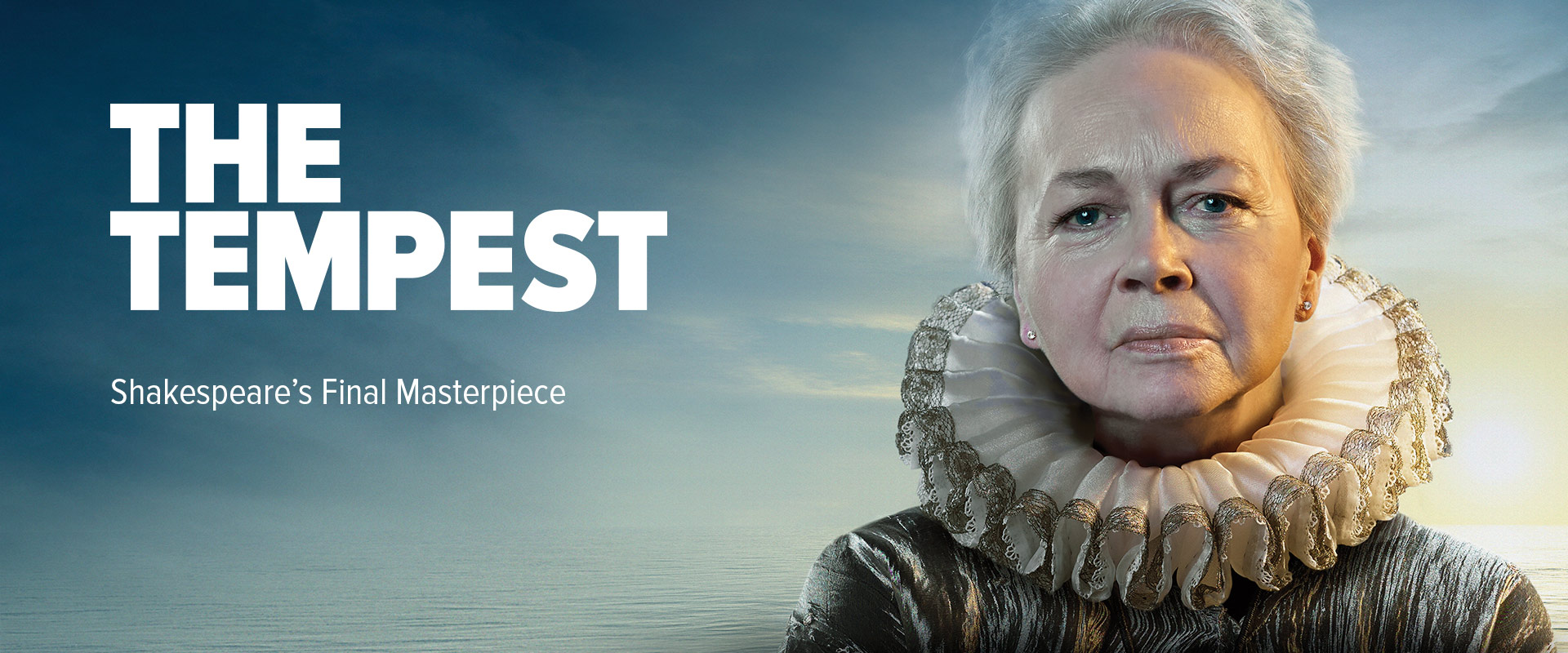 Publicity image from The Tempest