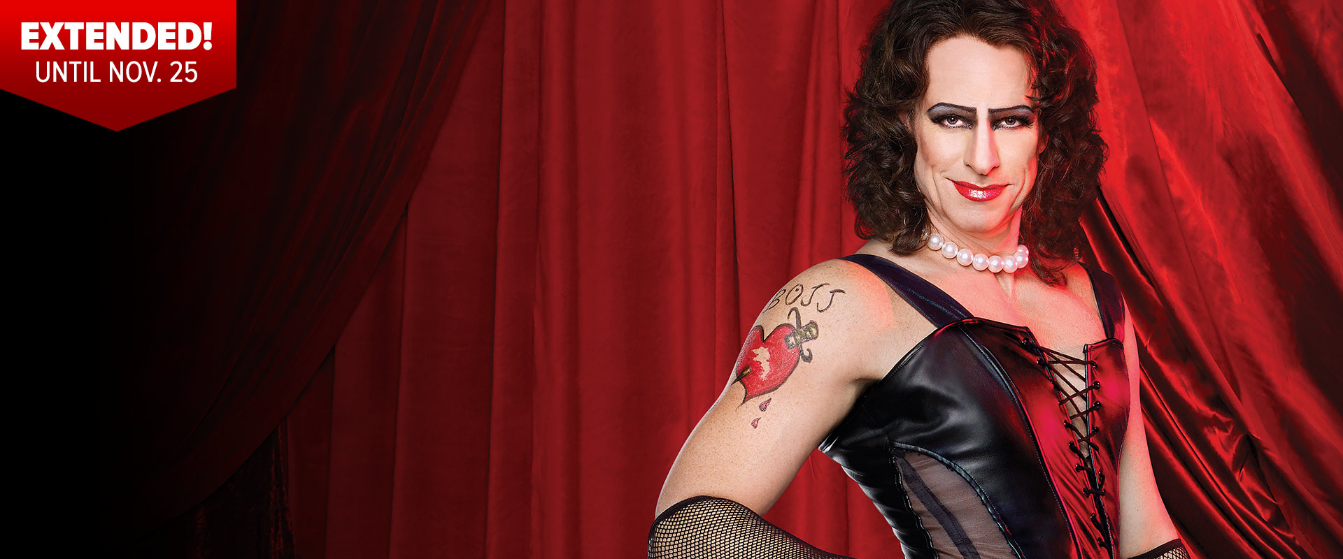 Rocky Horror Show Publicity Image