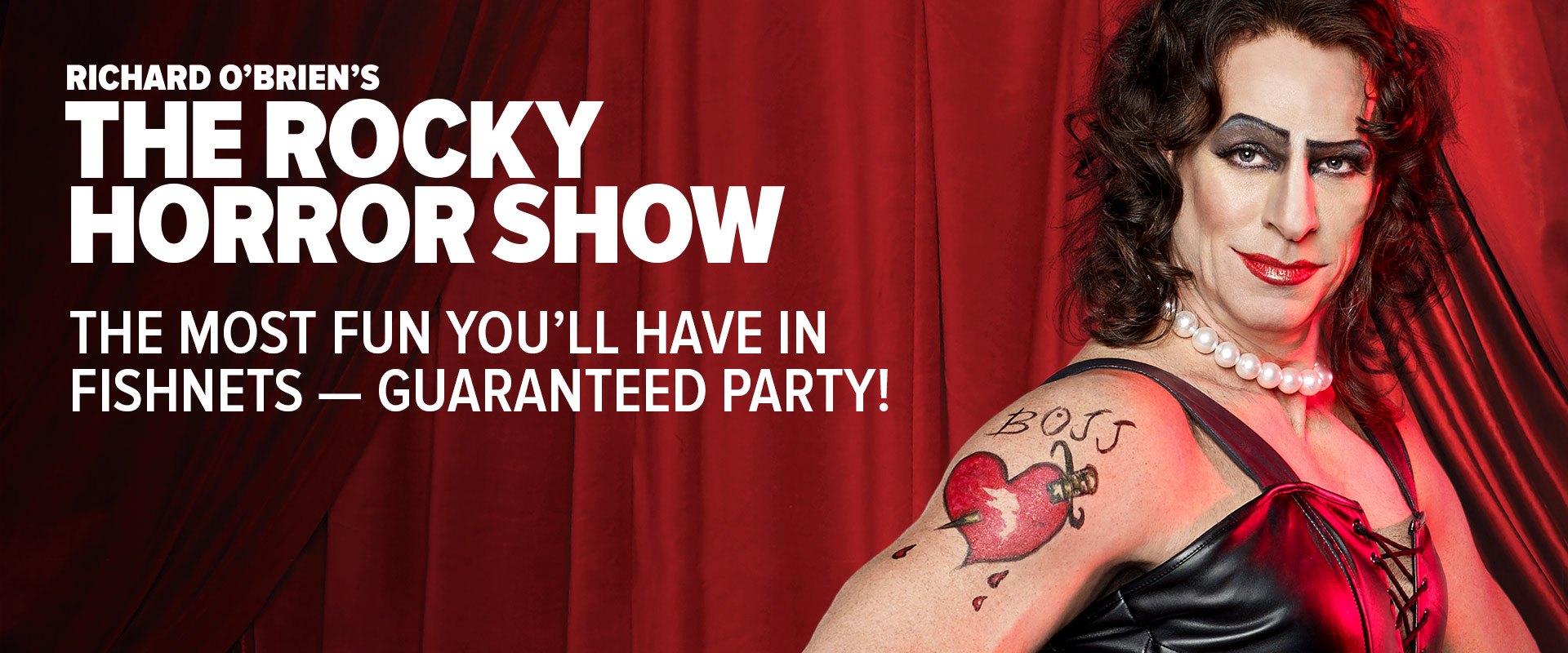 Rocky Horror Show Publicity Image