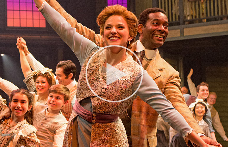 The Music Man Official Trailer