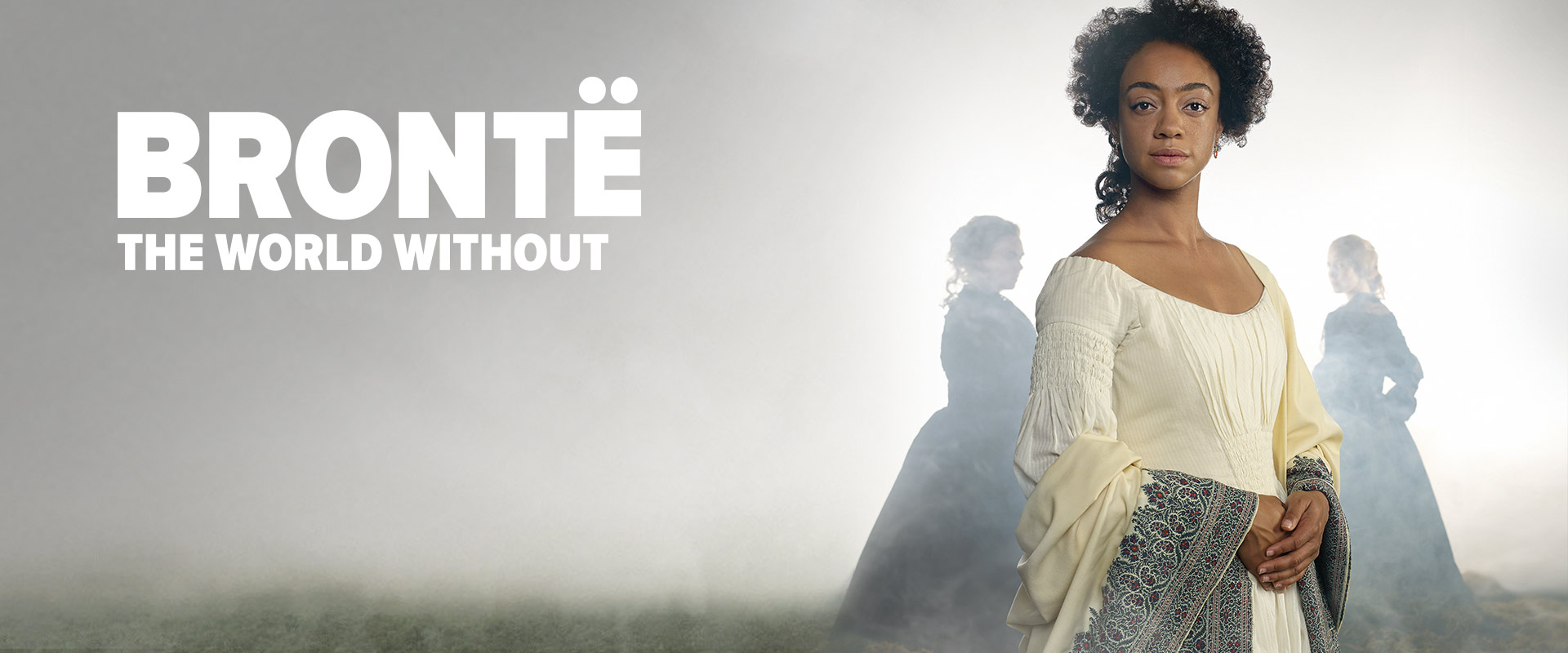 Publicity image from Bronte