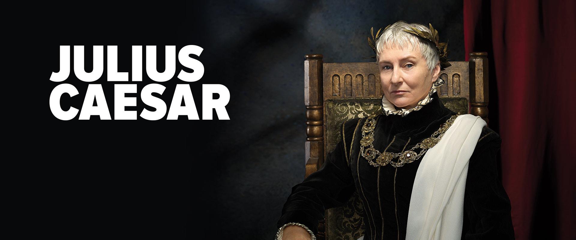 Publicity image from Julius Caesar