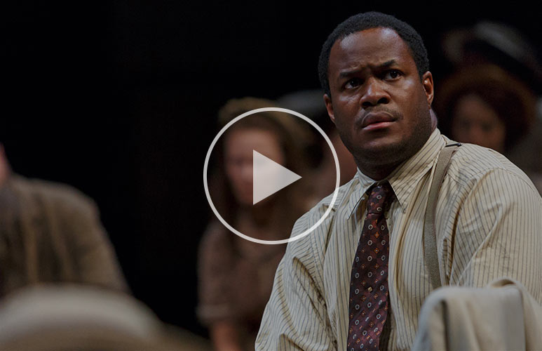 To Kill A Mockingbird Official Trailer