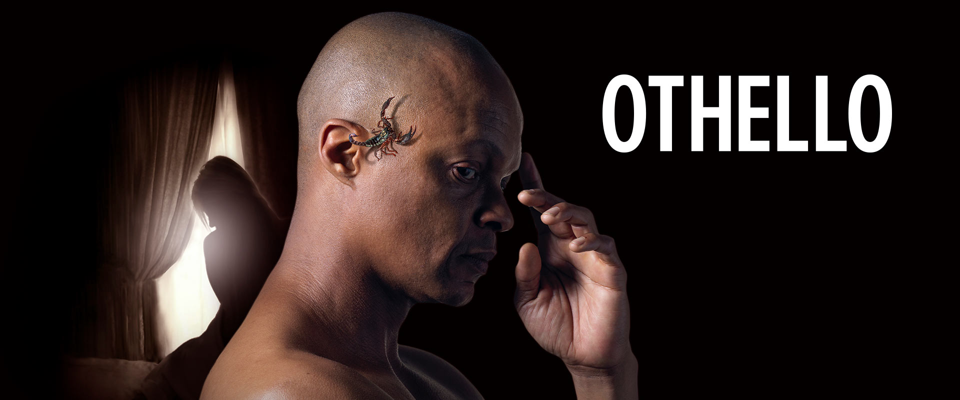 Publicity image from Othello
