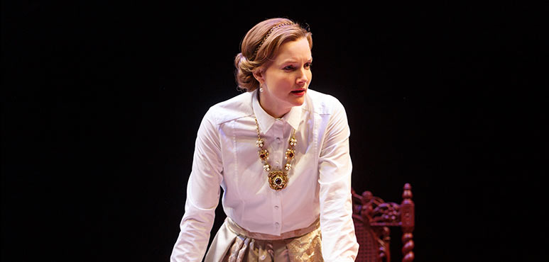 Shannon Taylor as Mary in Mother's Daughter. Photography by David Hou.
