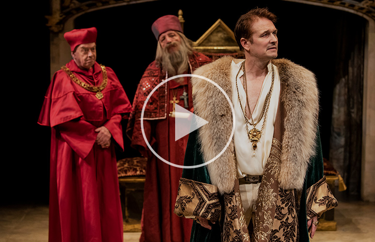 Official Trailer for Henry VIII