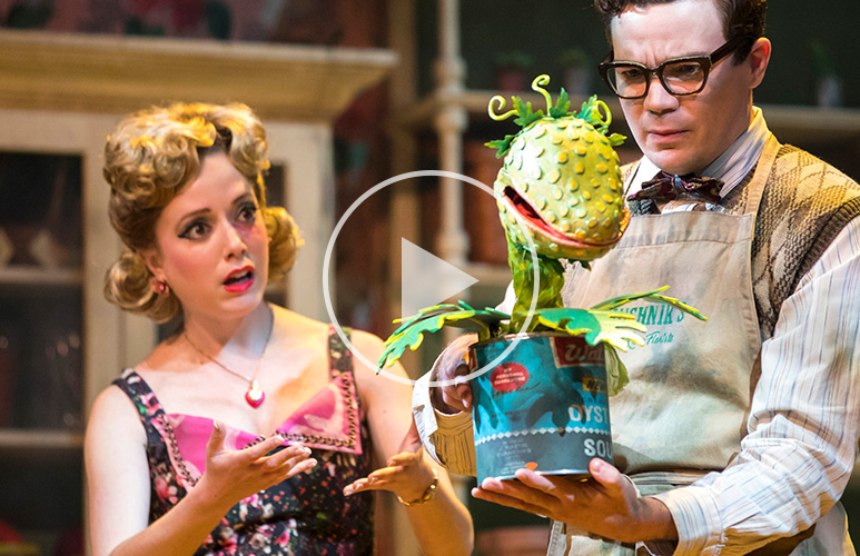 Little Shop of Horrors Official Trailer