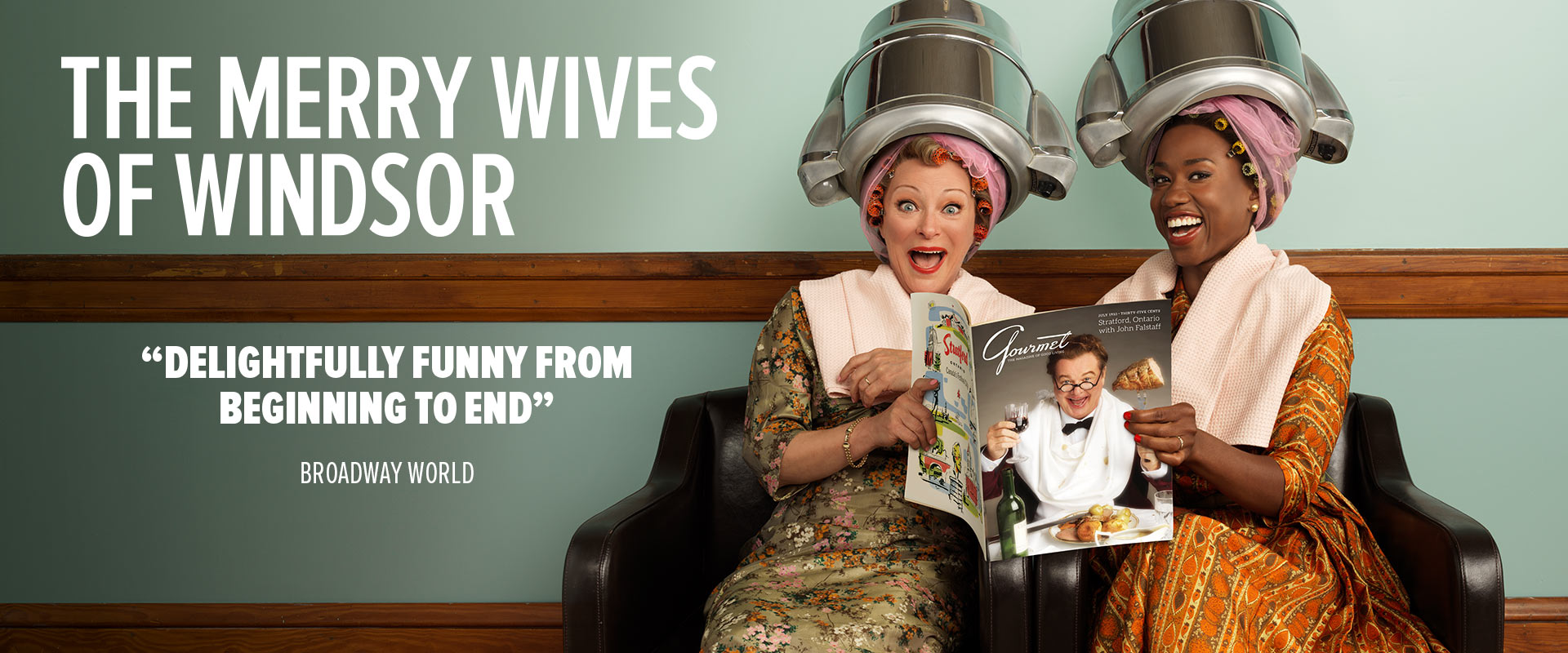 Publicity image from Merry Wives of Windsor