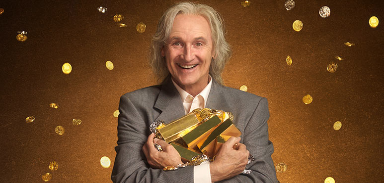 Colm Feore. Creative Direction by Punch & Judy Inc. Photography by David Cooper