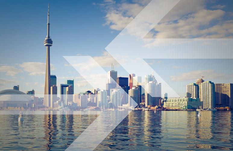 Toronto to Stratford