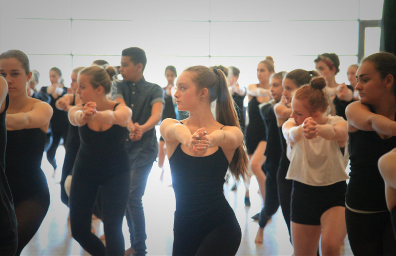 Song & Dance: A Chorus Line