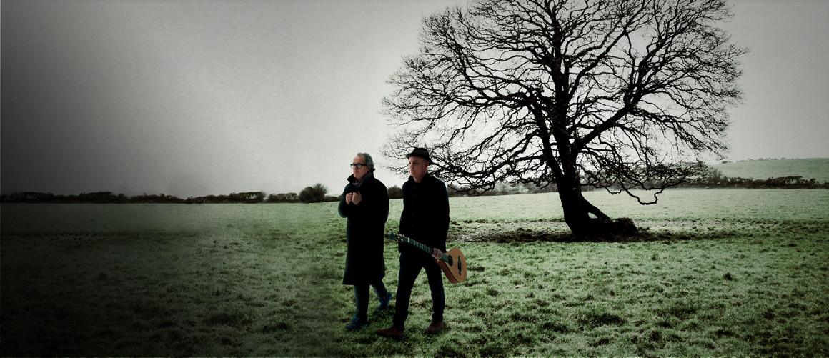 Photo of David Mcfarlane and Douglas Cameron of The Danger Tree