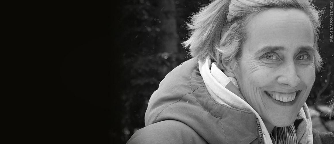 Headshot of Sarah Garton Stanley